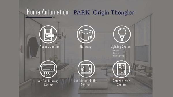 Park Origin Thonglor Home Automation