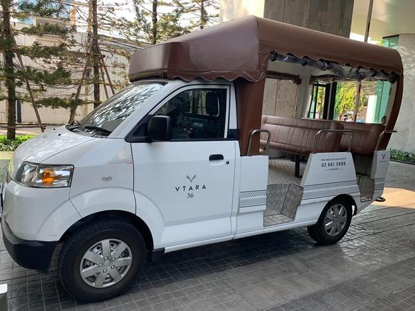 Vtara 36 Tuktuk