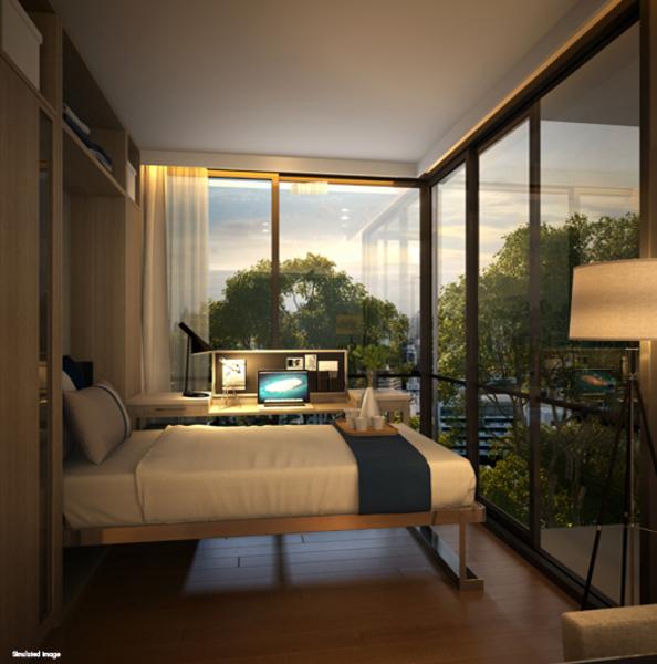Multi-function Design (Bed)