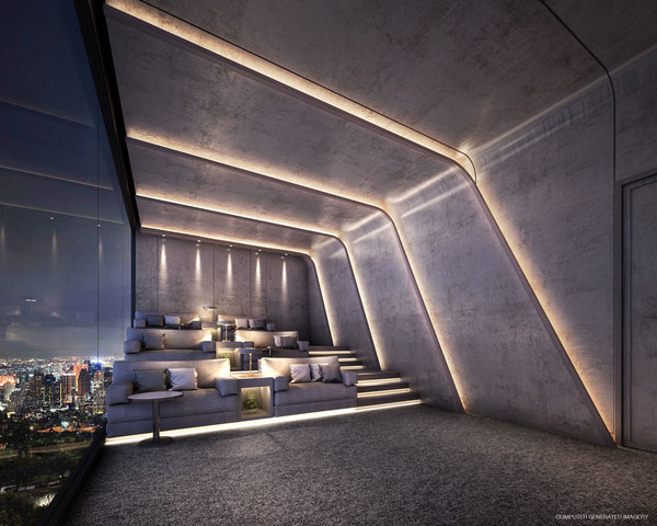 Park Origin Thonglor Tower A Private Theater