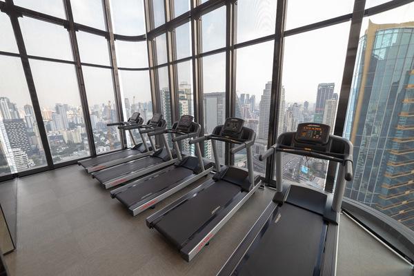 Ashton Asoke Gym View