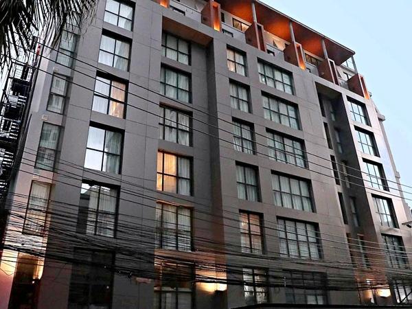 Citrus Suite Sukhumvit6 Serviced Apartment