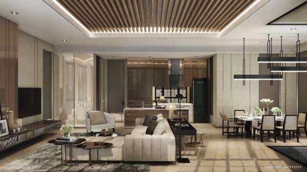 The Reserve Sukhumvit 61 Penthouse
