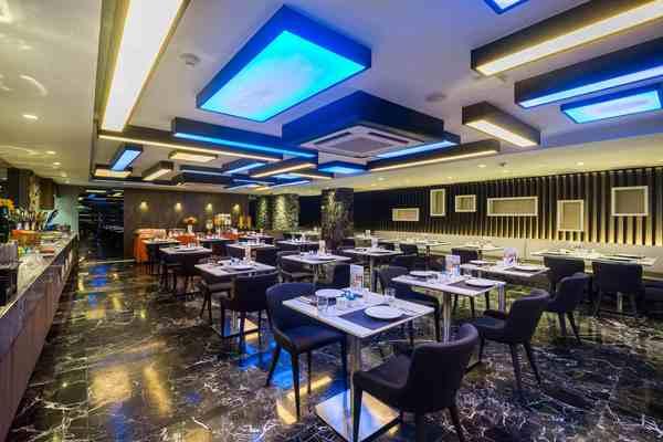 Rus Suite Sukhumvit6 Serviced Apartment The B Eats Restaurant
