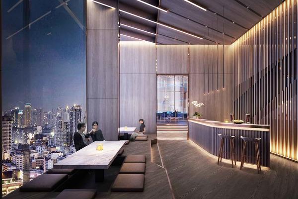 Ideo Sukhumvit 36 Tea  Room