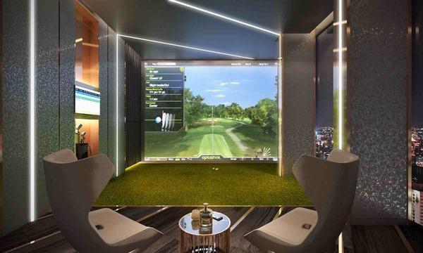 Ideo Sukhumvit 36 Golf  Simulator