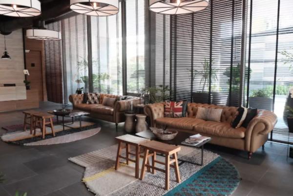 Lofts Ekamai Lobby