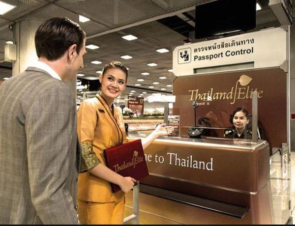 Thailand Elite Visa 5years