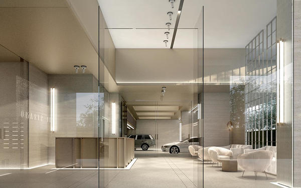 Residences Lobby