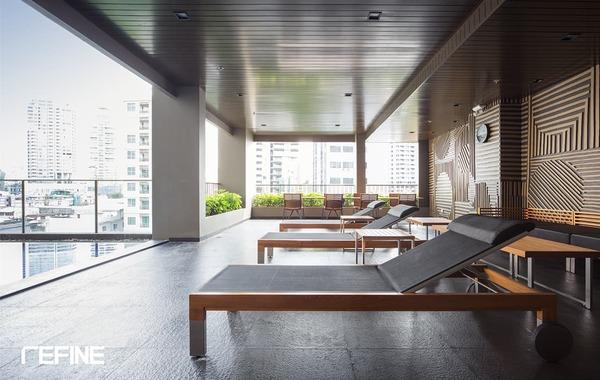 Noble Refine Facility Sunbath Deck