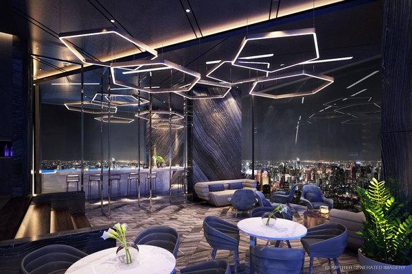 Park Origin Thonglor Tower B Pool Bar