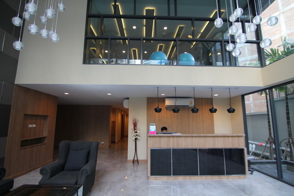 Mirage Sukhumvit 27 Lobby