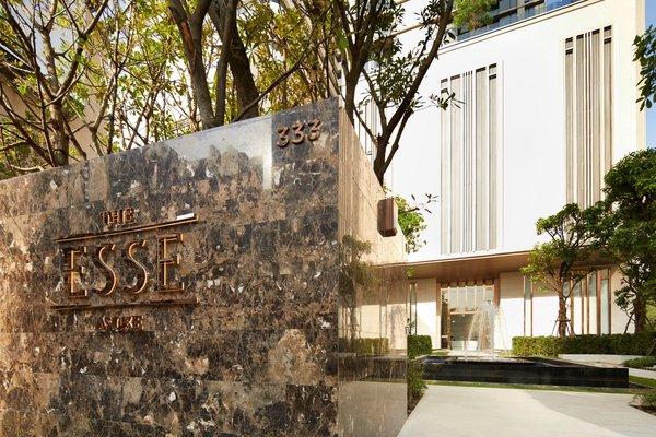 The Esse Asoke Entrance