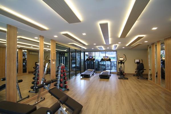 Mirage Sukhumvit 27 Gym
