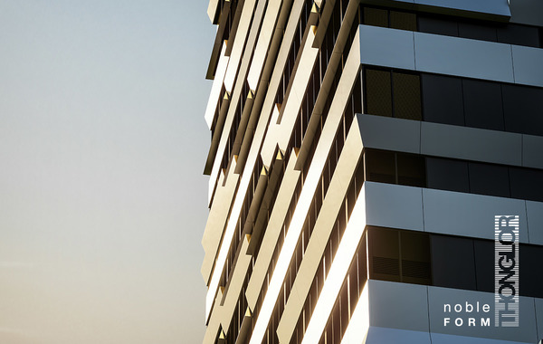Noble Form Thonglor Facade