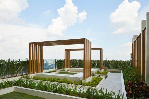 The Esse Asoke Garden