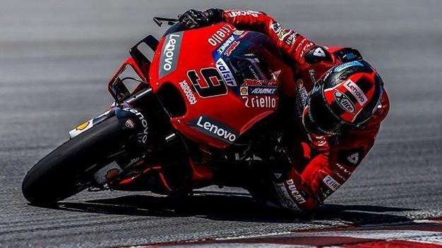 Pembalap Ducati, Danilo Petrucci