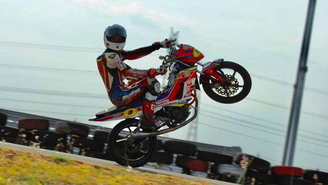 Pembalap Kawahara Racing Team, Boy Arby