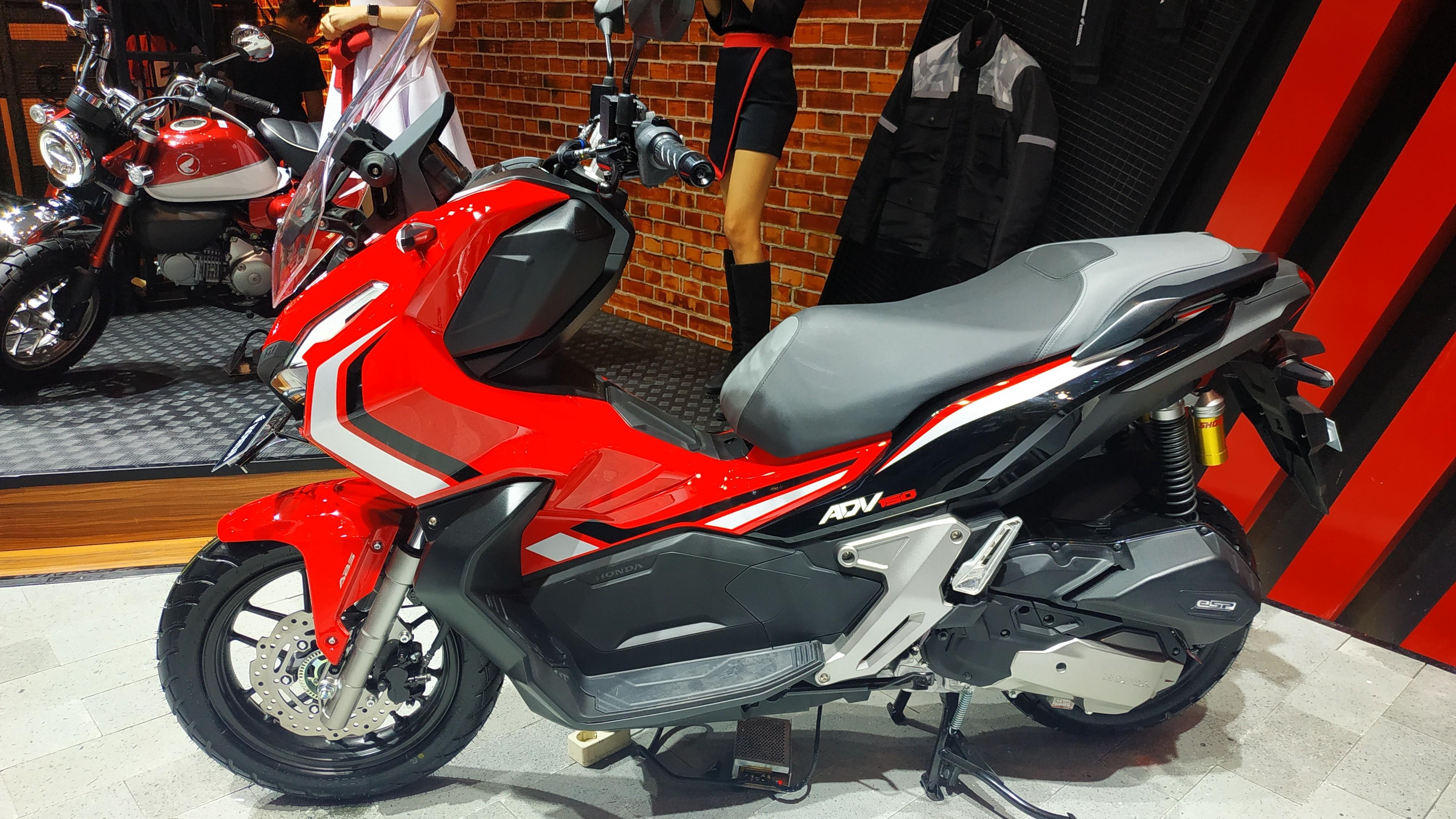 Sudah Ada Bekasnya Segini Harga Honda Adv 150 Seken Di Pasaran