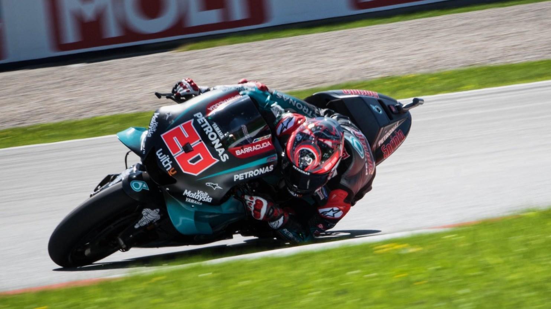 Pembalap Petronas Yamaha, Fabio Quartararo