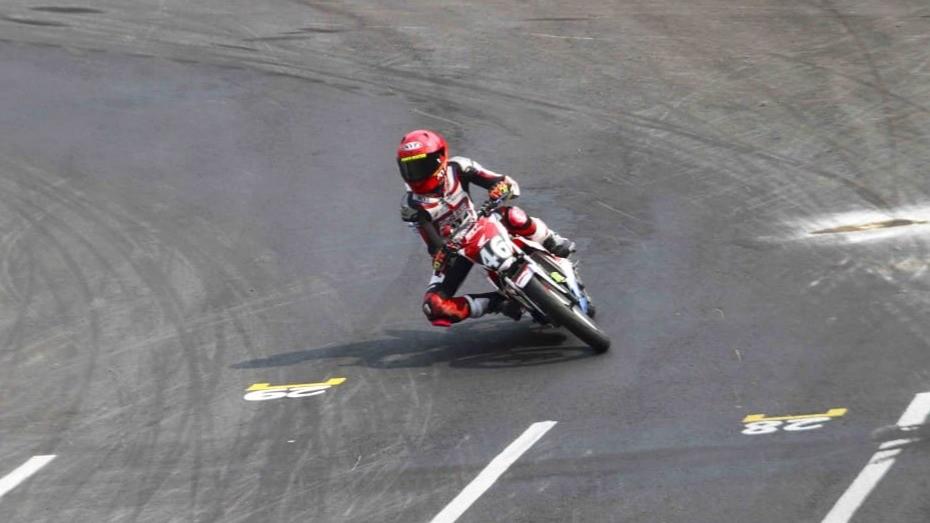 Pembalap Astra Motor Racing Team, Herjun AF