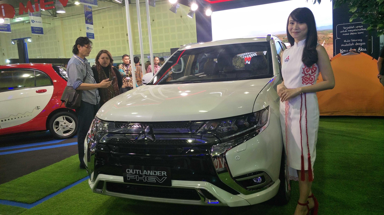 Jadi Bagian Studi Mobil Listrik Mitsubishi Belum Merasakan Manfaatnya