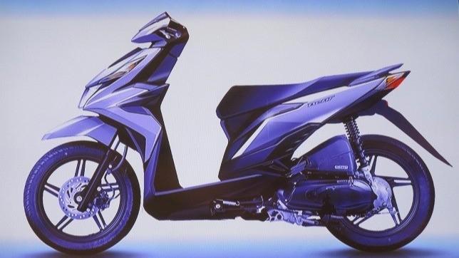 Bocoran Honda Beat Versi 2020 Wujudnya Benar Benar Berubah