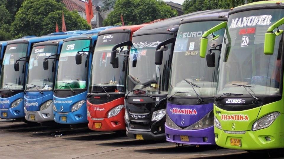 Bus Antar Kota