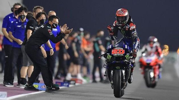 Fabio Quartararo. Foto: Speedweek.