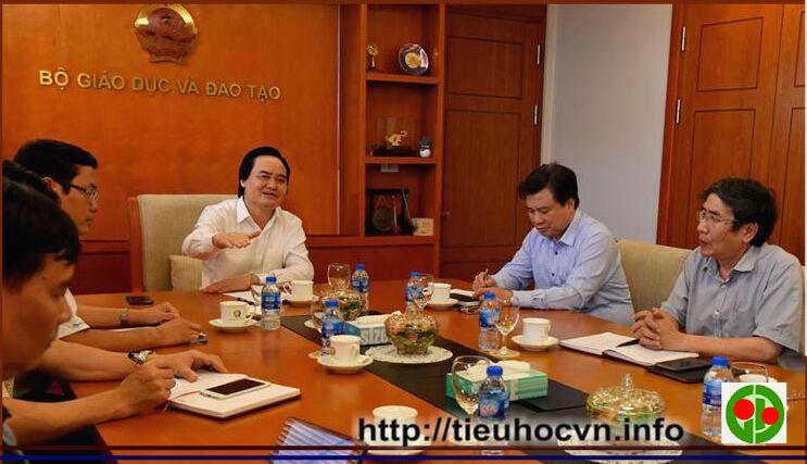 Bộ  Giáo dục đẩy mạnh ứng dụng CNTT để triển khai Chính phủ điện tử