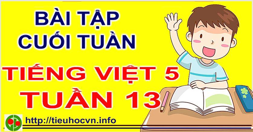 Bai-tap-cuoi-tuan-Tieng-Viet-5-Tuan-13-Cach-viet-doan-van-ta-hoat-dong-ba-em
