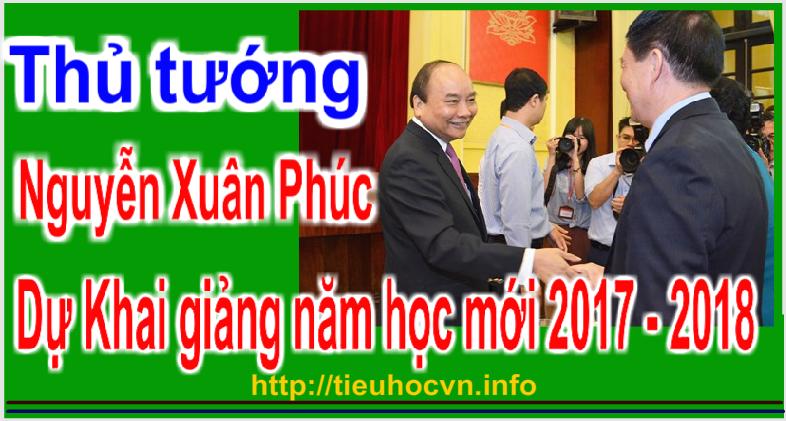 Thủ tướng Nguyễn Xuân Phúc dự khai giảng tại Học viện Chính trị Quốc gia Hồ Chí Minh