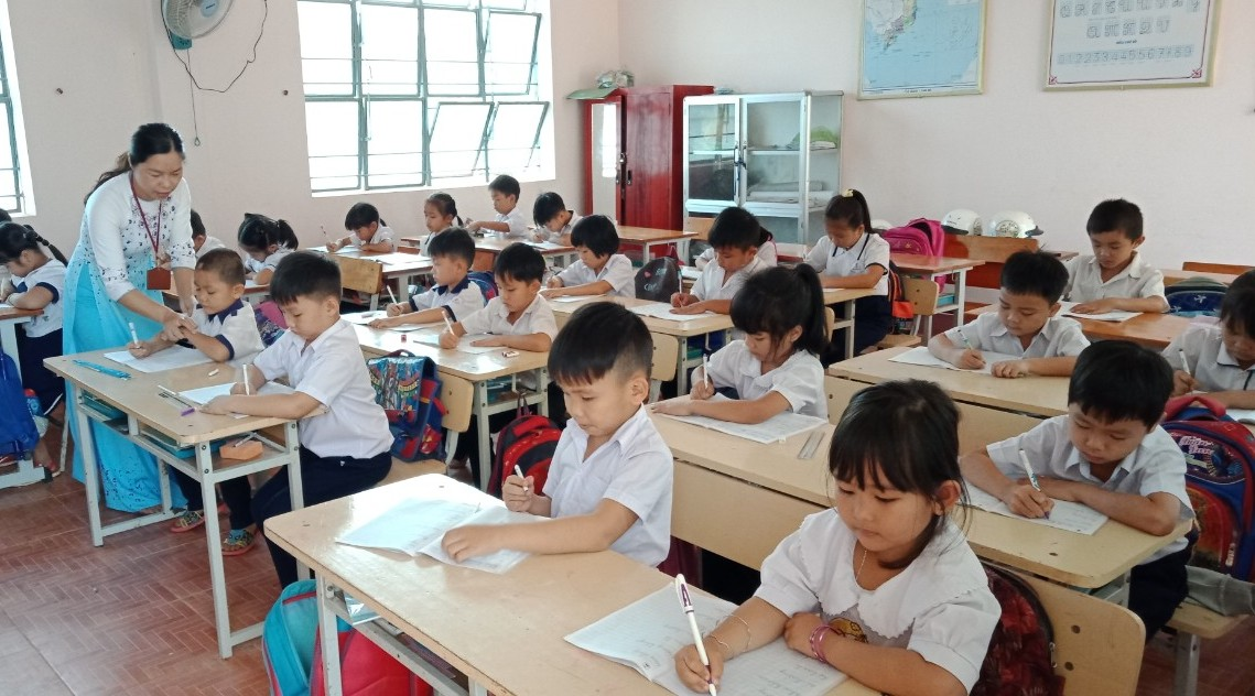 Giáo dục Việt Nam là  hệ thống giáo dục tiên tiến thế giới