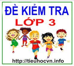 De-kiem-tra-Cac-mon-hoc-lop-3