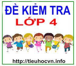 De-kiem-tra-Cac-mon-hoc-lop-4