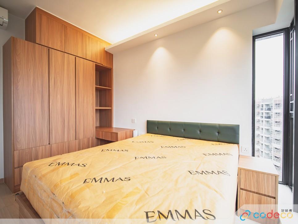 minimalist interior design custom-made furniture