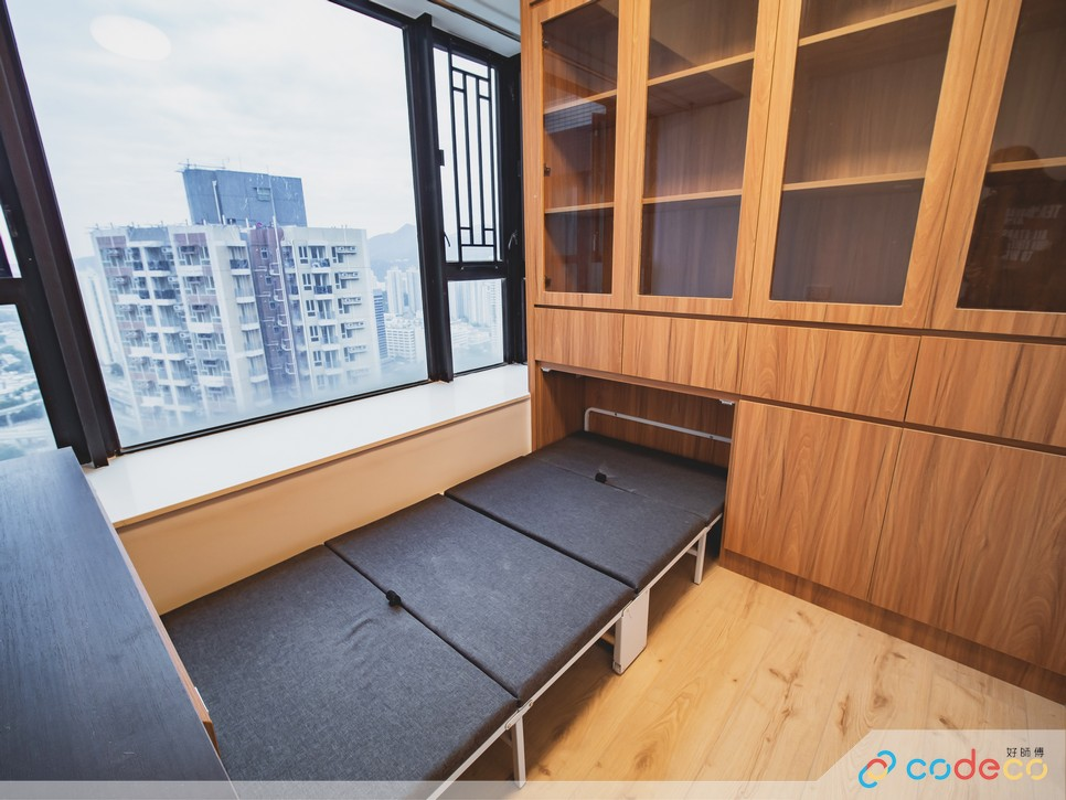 minimalist interior design custom made furniture functionality