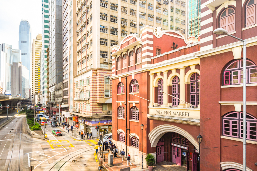 Properties for rent and sale in Sheung Wan