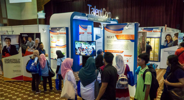 Talentcorp Engages Students At Sl1m Fair In Sabah