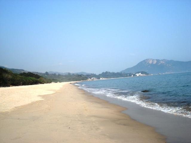 香港最美沙灘