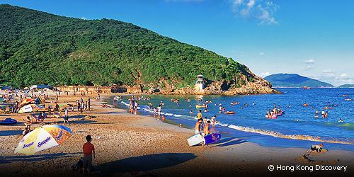 香港沙灘介紹