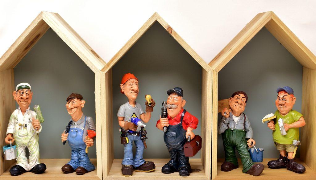 承辦商, 承建商, 合資格, 牌照, HelloToby, 水喉工程, 水務工程, 電力工程, 電工, 水喉匠