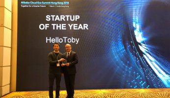 HelloToby, Alibaba Cloud, 阿里雲, 生態峰會, 大數據