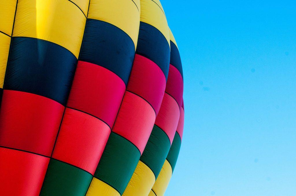 牛津布, 牛津布氣球