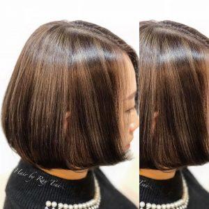 日本髮型, 內鬈短髮Bob頭, 日式 Bob 頭, 日系 bob頭