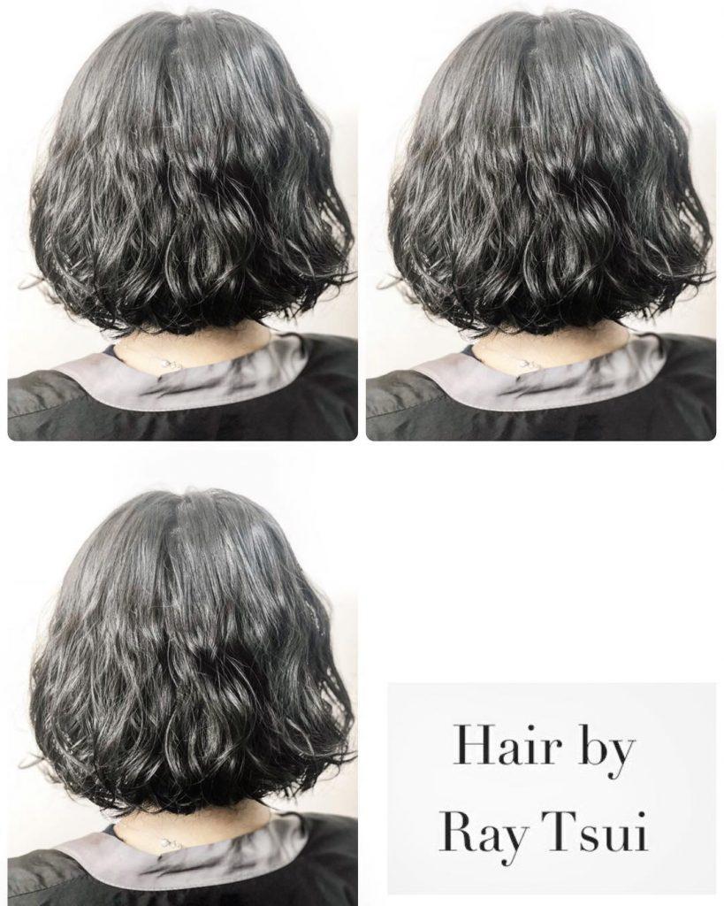 現代毛毛頭, The Modern Shag, 立體捲曲髮型, 女士髮型, Ray Tsui, Salon Whairs