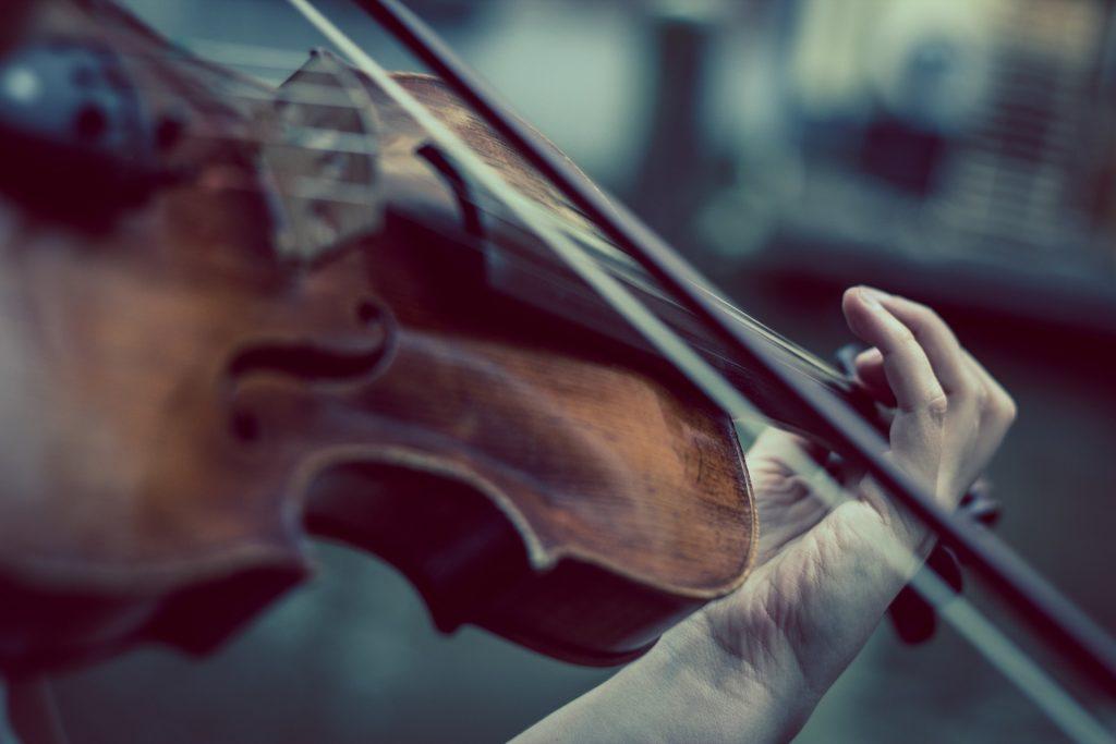 小提琴指法