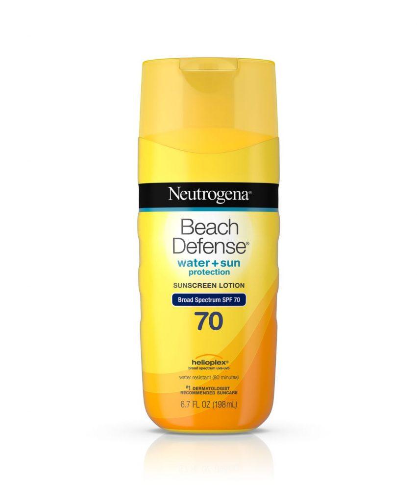 Neutrogena 防曬