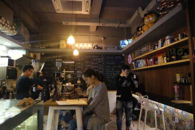 自修室cafe