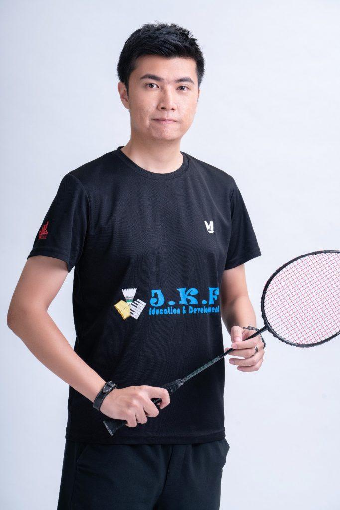 羽毛球教練